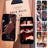 toplbpcs aesthetic chinese style tian guan ci fu phone case for redmi 5 6 7 8 9 a x pro plus k20 s2 k30 pro go