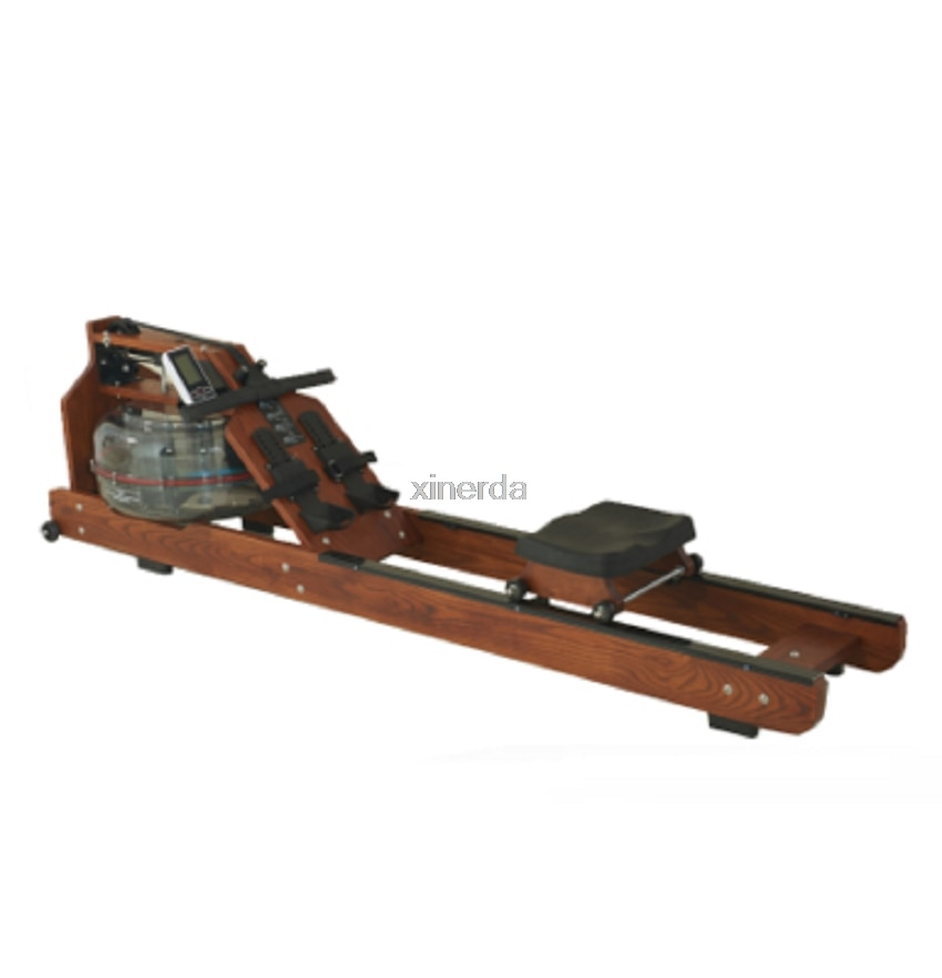 MR002 مقاومة للماء صف آلة المواد الخشبية البطن الصدرية الذراع الجسم اللياقة البدنية التدريب التجديف داخلي معدات رياضية للمنزل