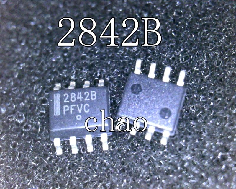 5pcs/lot  2842B UC2842BDR2G SOP-8
