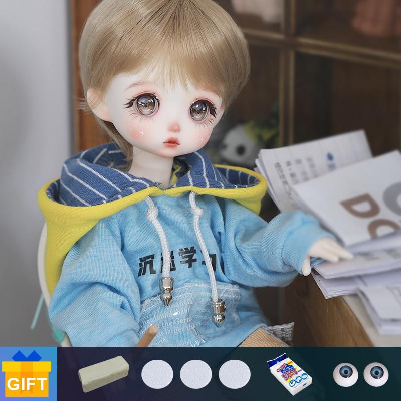 Shuga Fairy Fura 1/6 BJD Doll Resin Toys for Kids Surprise Gifts for Girls Boys Birthday YOSD Doll ball jointed doll