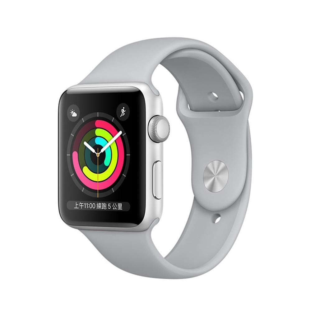 Get APPLE Watch S3 Series 3 Women and Men's Smartwatch GPS Tracker Apple Smart Watch Band 38mm 42mm Smart Wearable Devices