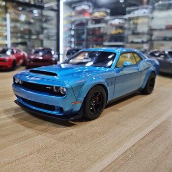 New Product Spot 1/18 Resin High-end Car Model SRT Simulation Car Model Gift