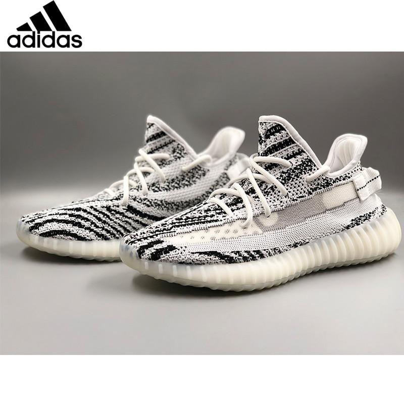 Adidas originals yeezy boost 350 v2 tênis de corrida masculino lundmark sapatos unissex feminino