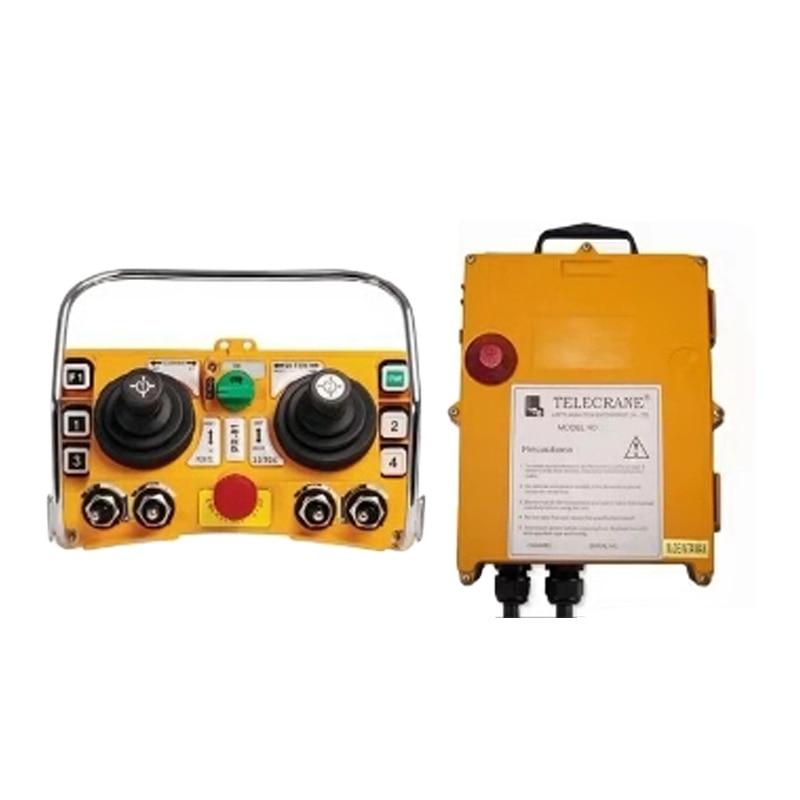 F24-60 wireless remote controls for crane