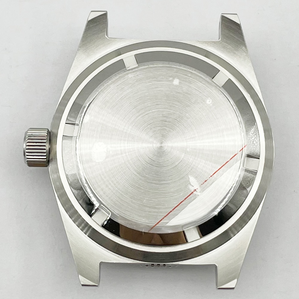 For Seiko 62MAS Modified Case Watch Sapphire Pot Cover Dubble Mirror Retro Diving Watch NH35 NH36 Automatic Movement enlarge