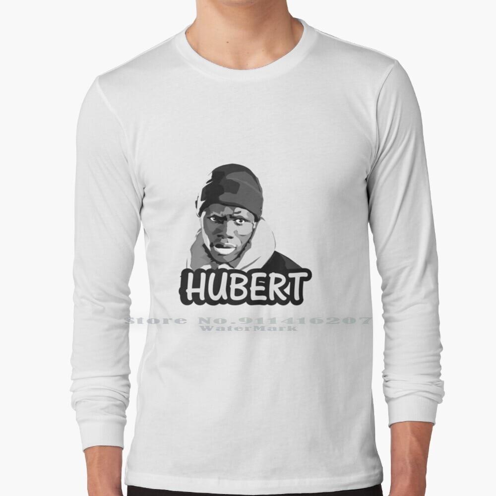 Hubert ( La Haine ) T Shirt 100% Pure Cotton Hubert La Haine Respect Cult Movie Movie Vinz Black And Whie Paris French Crime