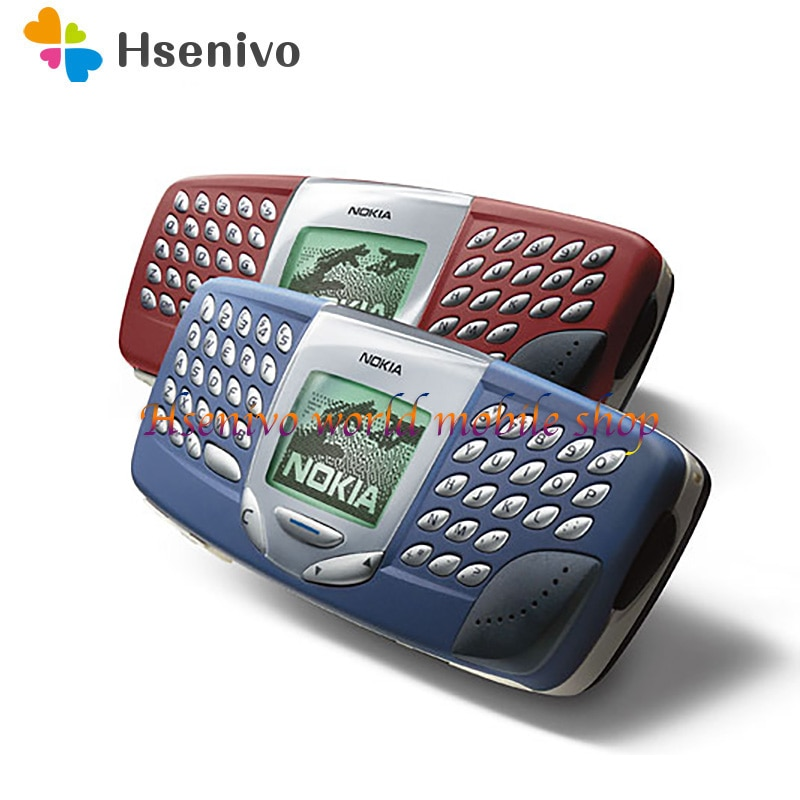 original unlocked Nokia 5510 mobile phone FM radio Refurbished Free shipping