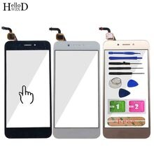 Pantalla táctil para Huawei Honor 6A DLI-TL20 DLI-AL10 DLI-L22 DLI-L01 pantalla táctil Panel lente Sensor digitalizador frontal vidrio exterior