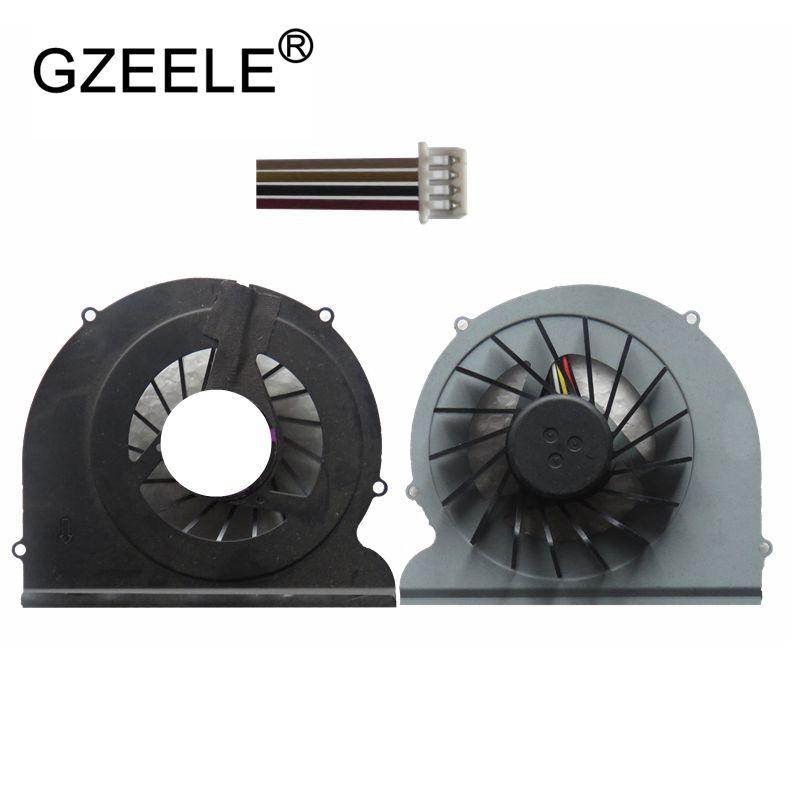 Gzeele novo portátil cpu ventilador de refrigeração para acer para aspire 5951 5951g 8951 8951g refrigerador