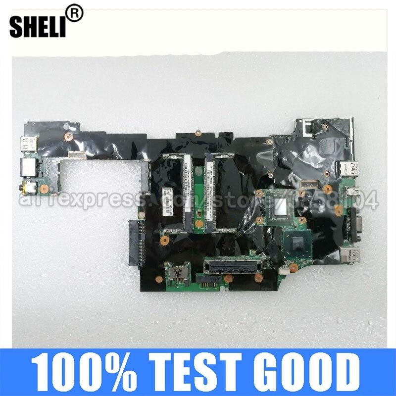 SHELI لينوفو ثينك باد X230 دفتر اللوحة i3-2370M CPU 04X4525 DDR3