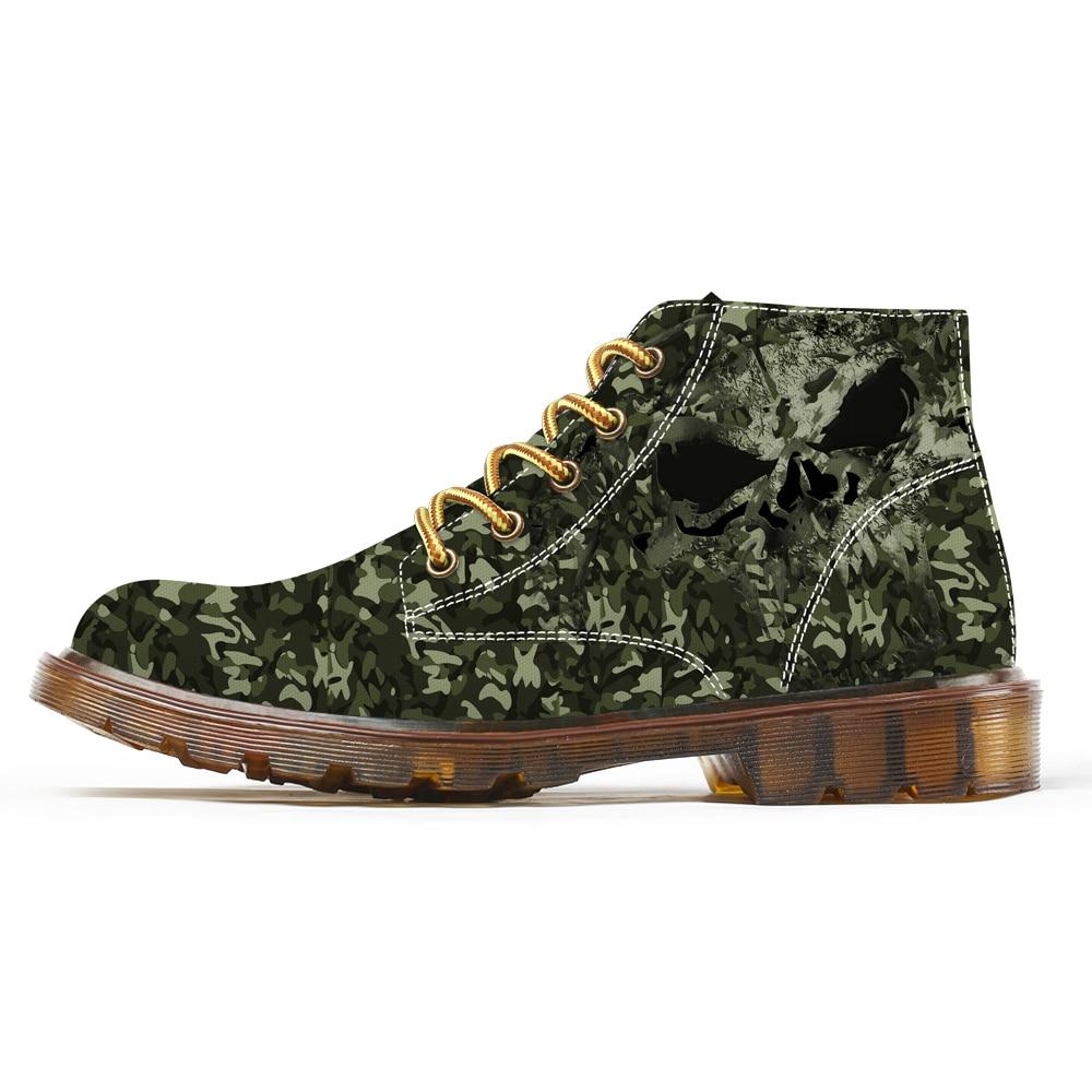 Men Customs Men's Boots Male Canvas Lightweight Oxford Rubber Outdoor Sneaker Adult Unisex Lace Up Footwear Plus Size 38.5-50