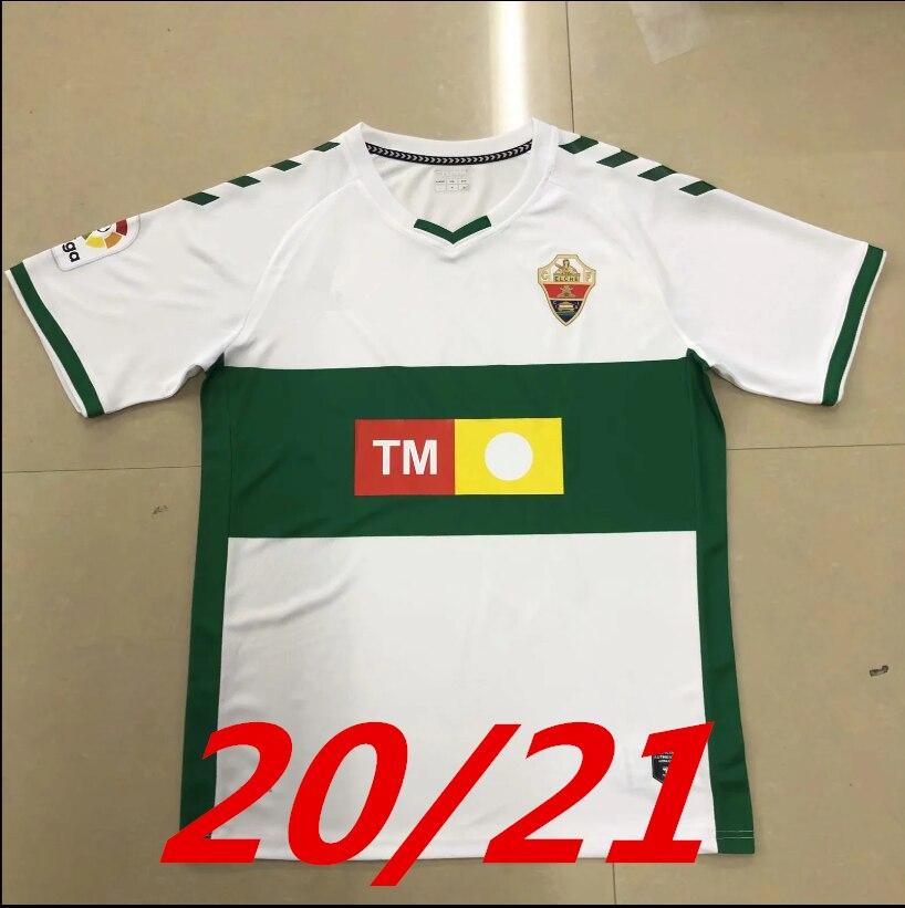 ELCHE CF SOCCER JERSEYS Albacete 2019 2020 #9 Qasmi #7 Nino Sanchez...