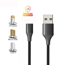 CANDYEIC Charging Cable Magnetic Cable For iPad mini 6 Charging Data Cable Line Mobile accessories F