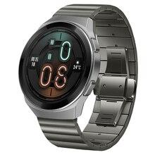 Bracelet de rechange en métal 46mm, pour Huawei Watch gt 2e, acier inoxydable, pour Huawei watch gt 2e