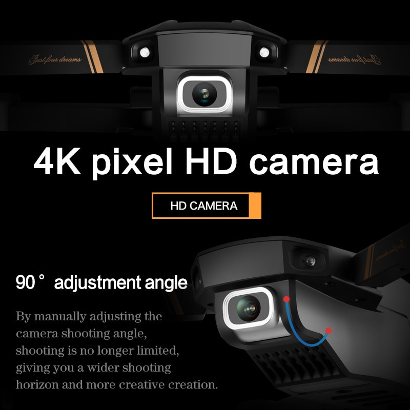 2021 NEW MINI RC Drone 4k  HD Wide Angle Profesional Camera  4k  WIFI Live Video FPV 4K 1080P Drones  Toys For Children enlarge