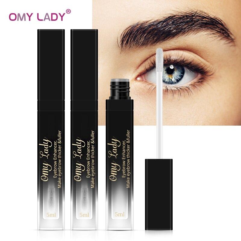OMY LADY 3PCS Eyebrows Eyelash Enhancer Feg Original Rising Eyebrow Growth Serum Long Thicker Cosmetics Set Eyelash Growth