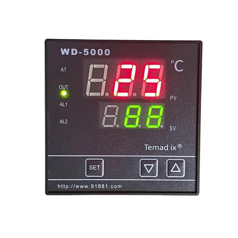 Temadix يوياو أداة لقياس درجة الحرارة مصنع WD-5921 ذكي متحكم في درجة الحرارة WD-5000 5401 5021