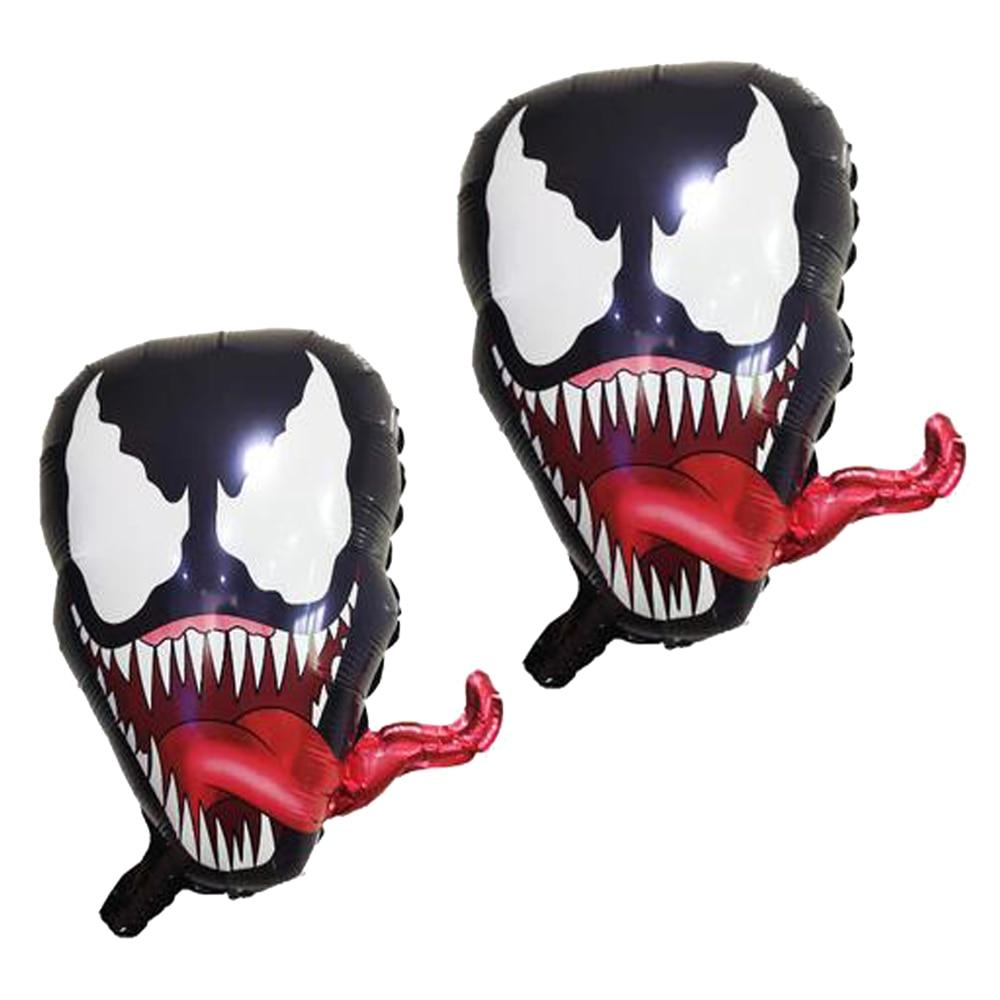 Venom Balloon Hero Ballon Hero Theme Party Supplies Toys for kids Birthday Party Supplies Globos