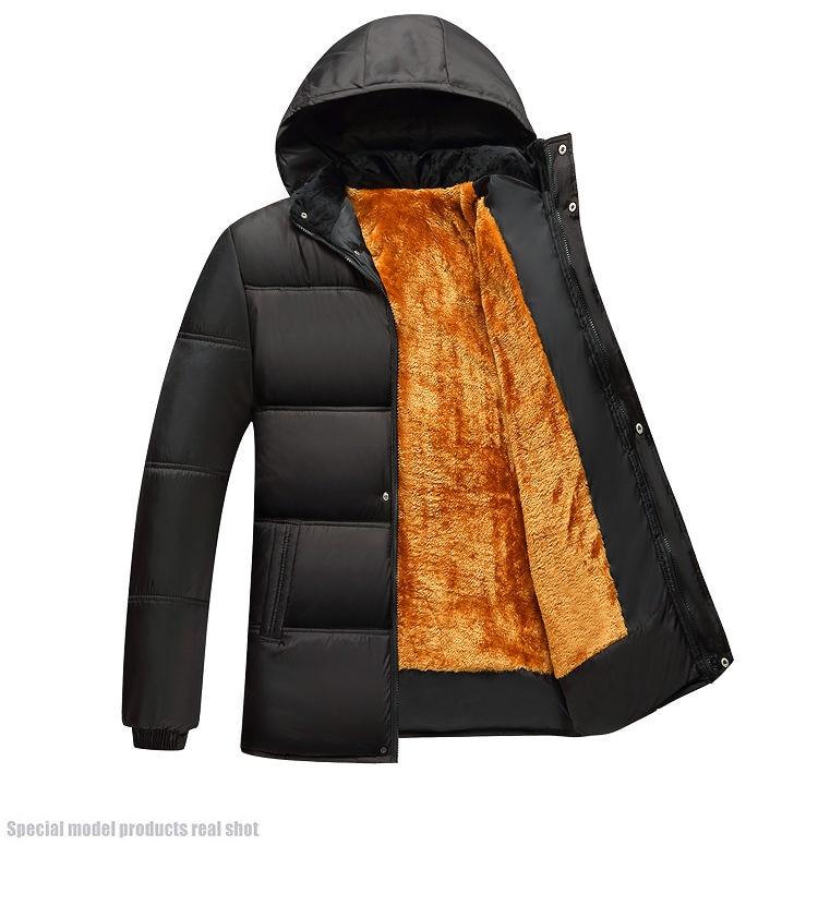 Parka abrigos para hombre de chaqueta de invierno de 2020 para hombre...