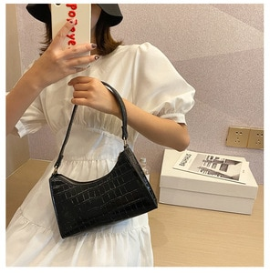 2021 Hot Sell  Small Purses and Handbags for Women Fashion Ladies PU Leather Top Handle Satchel Shoulder Tote Bags