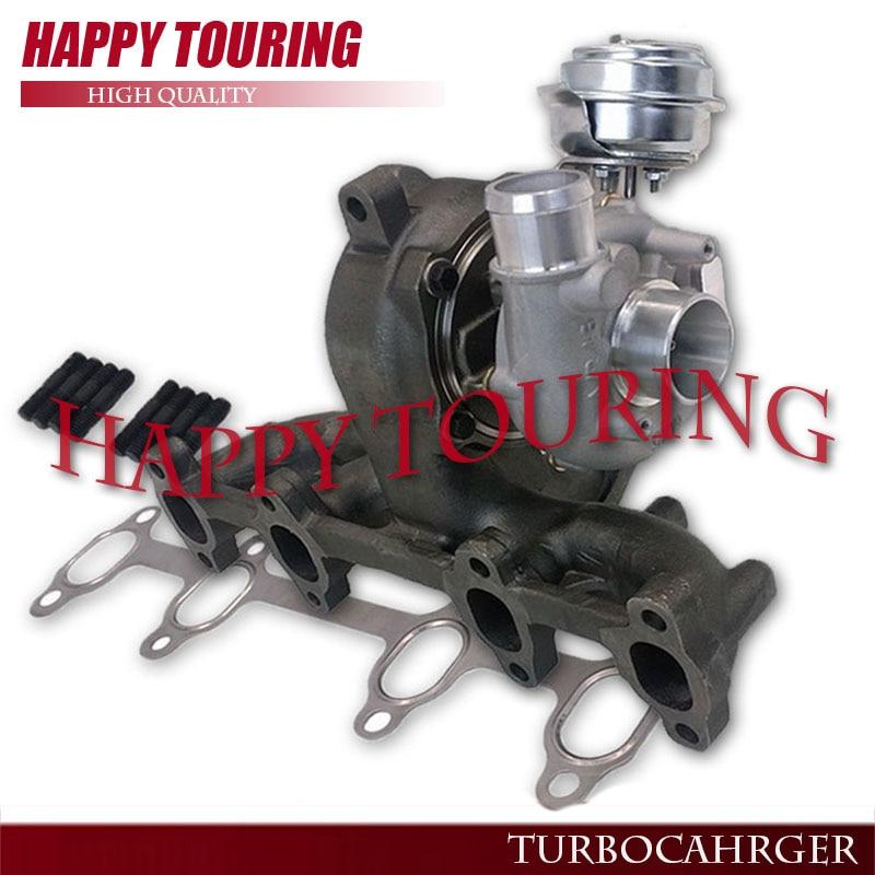 GT1749V Turbo turbocompresor para Audi A3 para Ford Galaxy asiento para VW Bora Golf IV Sharan 1,9 TDI 00-2007, 11652247691, 454191-5015S