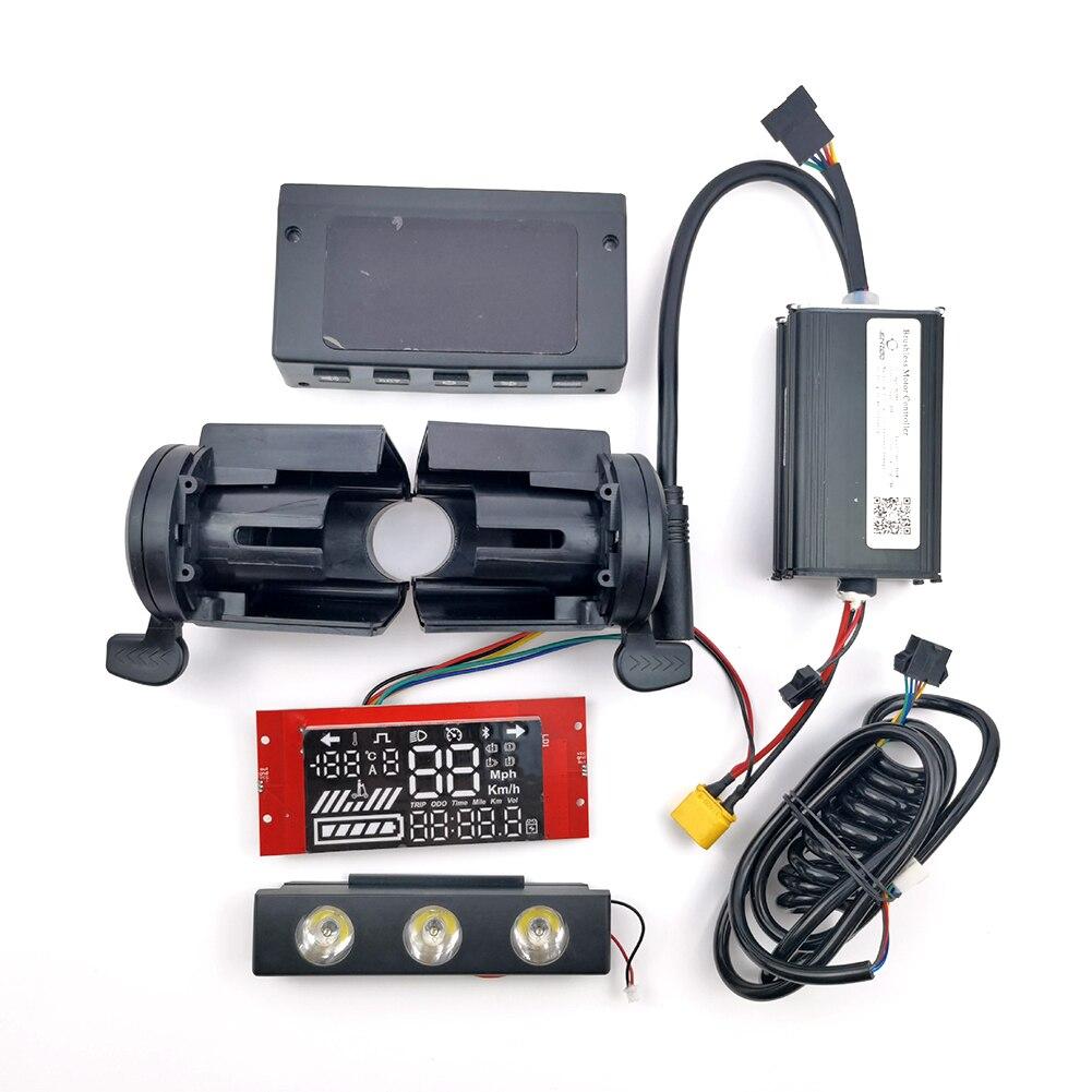 سكوتر كهربائي 36 فولت 350 واط تحكم E-سكوتر تحكم مجموعة ل KUGOO 8in سكوتر كهربائي