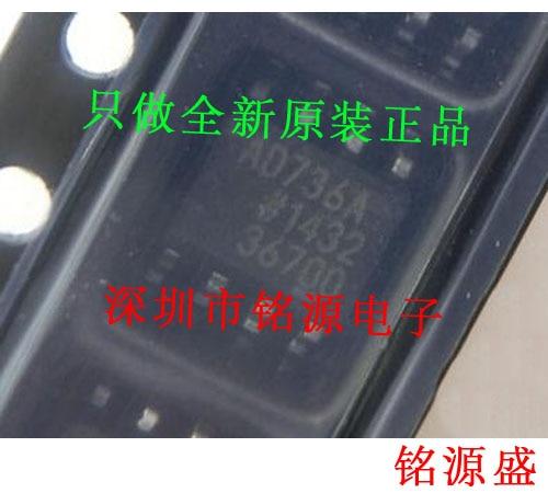 New original 10pcs AD736ARZ AD736AR AD736A AD736 SOP8 chips