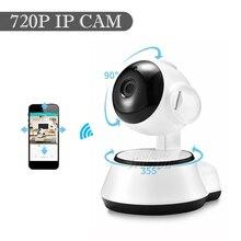 Caméra IP sécurité domestique sans fil   WiFi intelligent, Camara Audio, enregistreur vocal, Surveillance bébé, CCTV HD, Mini caméra vidéo Kamera