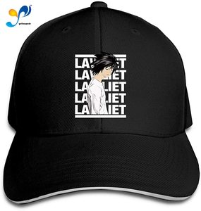 Whitneychuang Death No-Te L Unisex Baseball Cap Fashion Casquette Trucker Hats