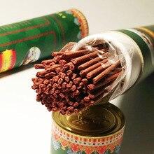 65 Sticks Pure Natural Handmade Precious Herbal Medicine Tibetan Aromatherapy Sticks Sandal Flavor Tibetan Incense