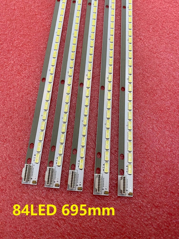 5 قطعة/الوحدة LED الخلفية قطاع ل LG 55 V13 حافة 6920L-0001C 6922L-0048A 0079A 0061A 55LA640S 6916L1239A 6916L1535A 6916L1092A