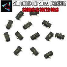 100PCS S9013 J3 SOT23 9013 NPN SMD SOT-23 표면 실장 SMD Triode PNP SOT23 트랜지스터