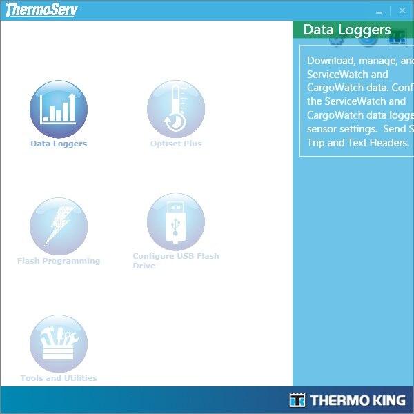 Thermo rei thermoserv 3.2 com flash