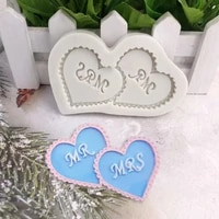 mini heart shaped silicone mold cake decorating fudge chocolate chip cookies candy making appliances kitchen baking supplies