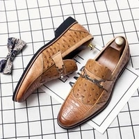 brown leather shoes oxford mens designer shoes mens leather for men moccasins handmade dress man fashion summer casual italian