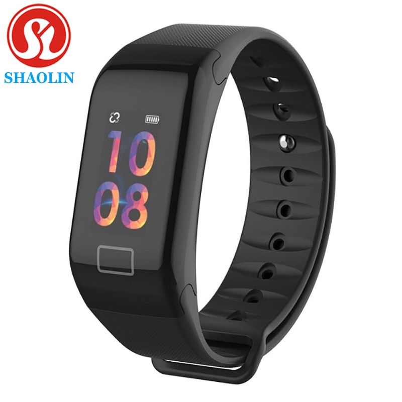 Fitness tracker smart bracelet watch with HR fitness sleep tracker waterproof activity tracker Band