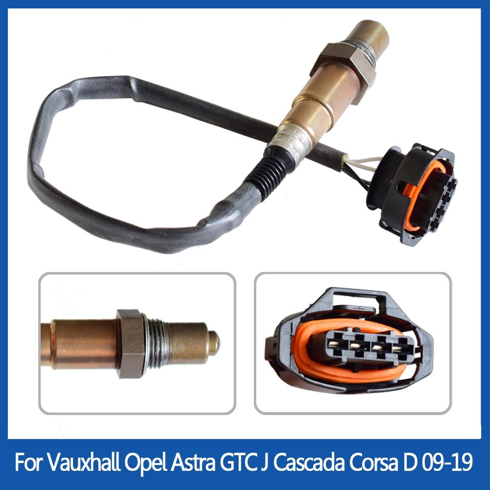 Para Opel Astra GTC J Cascada Corsa D 09-19 O2 sonda Lambda Sensor de oxígeno 0258010065, 55562206, 855252, 0855252 LS10065