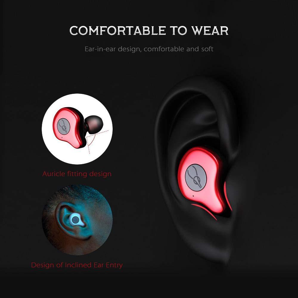 Sabbat E12 Ultra CVC8.0 TWS Bluetooth Wireless Earphone Earbuds Atp-x silicon case Sound  Noise cancellation Earphones pro enlarge