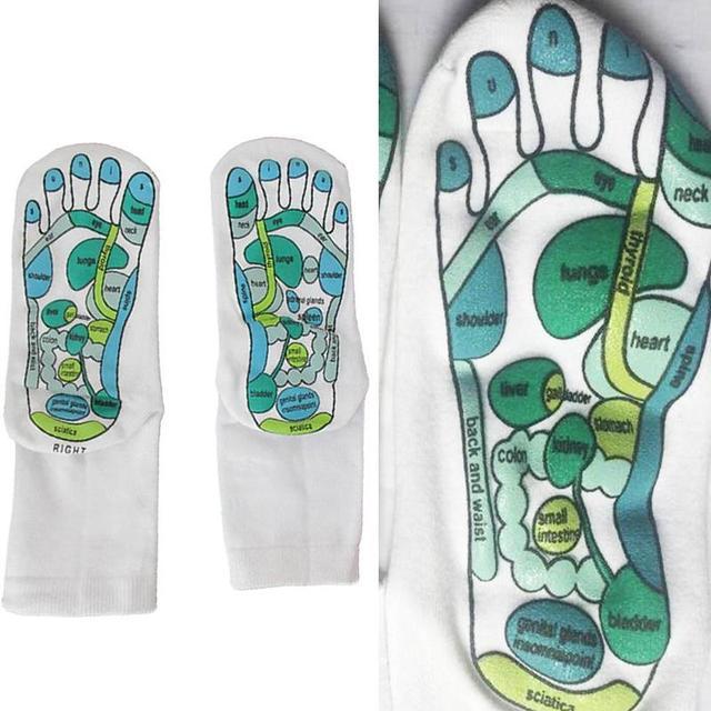 Acupressure Reflexology Socks