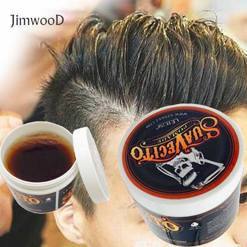 SUAVECITO دهان للشعر نمط قوي استعادة دهن شمع للشعر هيكل عظمي كريم slrev النفط الطين إبقاء الشعر الرجال النفط لا الأصلي