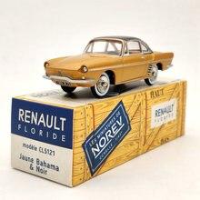 Norev 143 pour Renault Floride Gold CL5121 modèles moulés sous pression Collection limitée