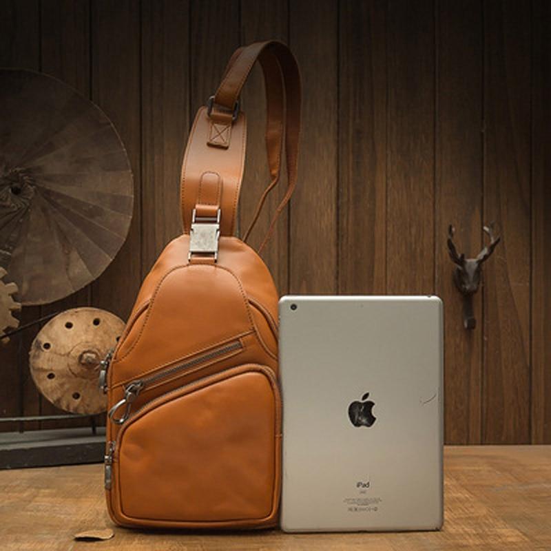 حقائب جلدية يدوية ، حقائب رجالية ، حقائب رجالية ، حقيبة ساع ، حقائب كتف ، حقائب صدر ريترو ، جلد رجالي ، جلد ناعم ،