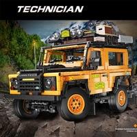 Крутейший Land Rover из лего на более чем 2500 тысячи деталей, собирается своими руками #2