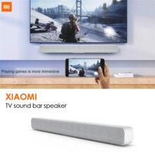 Xiaomi Bluetooth TV barre de son sans fil barre haut-parleur Portable TV barre de son soutien optique SPDIF AUX pour Home cinéma
