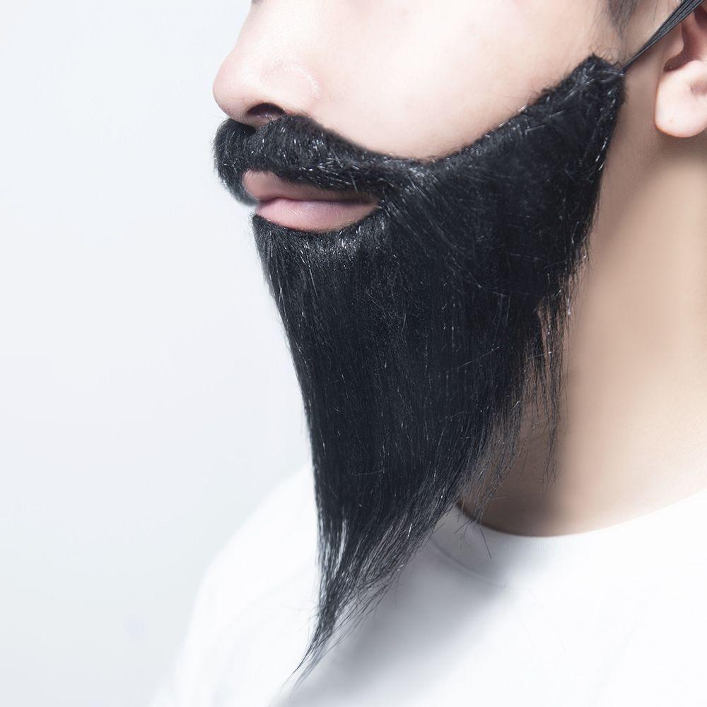 Забавные поддельные усы фото стенд реквизит косплей поддельные бороды костюм вечерние бороды усы для детей вечерние украшения для взрослых
