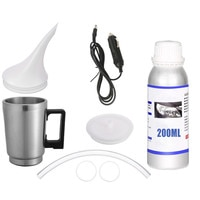 DIY Car Headlight Restoration Kit Atomizer Refurbish Fluid Lens Repair Kit  lamp Renewal Headlight Renovation Atomizing Cup Set