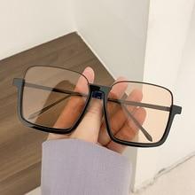 Women Oversize Sunglasses Brand Designer Female Sun Glasses Uv400 blue light blocking glasses  eyegl