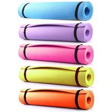 Yoga Mat EVA 1730x600x4mm Non Slip Carpet Gym Sports Exercise Pads for Beginner Fitness Equipment Body Building Gymnastics Mats