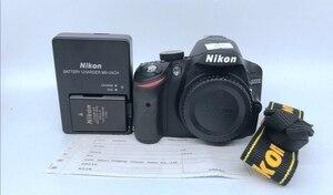 Б/у корпус цифровой зеркальной камеры Nikon D3200 (черный)