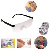 1 6 times magnifying glass reading glasses big 250 degree vision magnification presbyopic glasses magnifier eyewear